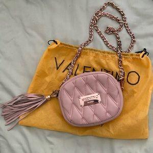 Light pink Valentino shoulder bag